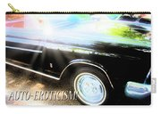 Classic Automobile, Auto Eroticism Carry-all Pouch