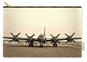 Classic B-29 Bomber Aircraft Carry-all Pouch
