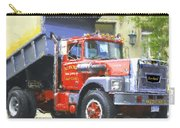 Classic Brockway Dump Truck Carry-all Pouch