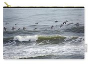 Classic Brown Pelicans Carry-all Pouch