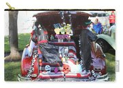 Classic Car Decor Day Of The Dead  Carry-all Pouch