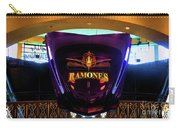 Classic Car Hood Ramones  Carry-all Pouch