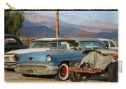 Classic Chevy True Blue Carry-all Pouch