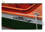 Classic Chris Craft Sea Skiff Carry-all Pouch