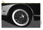 Classic Corvette Lines Carry-all Pouch