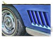 Classic Corvette Mako Shark 1965 Carry-all Pouch