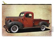 Classic Dodge Pickup Truck Carry-all Pouch