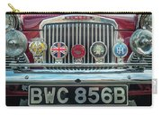 Classic Humber Carry-all Pouch by Nick Bywater