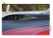 Classic Mach 1 Hood Scoop Carry-all Pouch