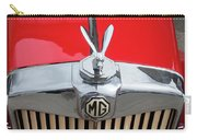 1936 Mg Ta Radiator And Mascot Carry-all Pouch