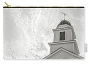 Classic New England Church Etna New Hampshire Carry-all Pouch