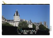 Classic Paris 12 Carry-all Pouch