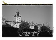 Classic Paris 12b Carry-all Pouch