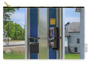 Classic Pay Phone Booth Carry-all Pouch