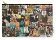 Classic Rock Lp Collage 1 Carry-all Pouch