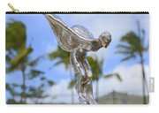 Classic Rolls Royce Hood Ornament Carry-all Pouch