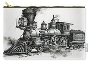 Classic Steam Carry-all Pouch by James Williamson