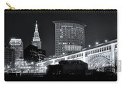 Classic View In Cle Carry-all Pouch