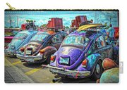 Classic Volkswagen Beetle - Old Vw Bug Carry-all Pouch