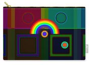 Classical Rainbow Carry-all Pouch