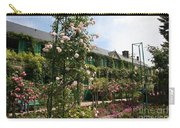 Claude Monets House  - Giverney - France Carry-all Pouch