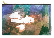 Claudia Nude Fine Art Painting Print In Sensual Sexy Color 4895. Carry-all Pouch
