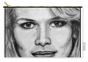 Claudia Schiffer In 1992 Carry-all Pouch