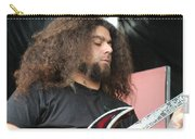 Claudio Sanchez Of Coheed And Cambria 2 Carry-all Pouch