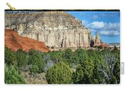Claystone - Sandstone - Kodachrome Basin Carry-all Pouch