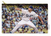 Clayton Kershaw Baseball Carry-all Pouch