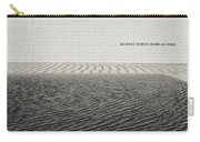 Clean Abstract Lines Of The Aga Khan Museum Facade With Black Po Carry-all Pouch