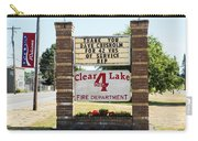 Clear Lake Fire Department Carry-all Pouch