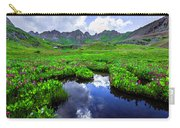 Clear Lake Reflections Carry-all Pouch