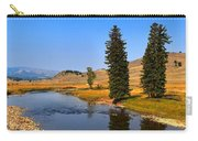 Clear Skies Over Slough Creek Carry-all Pouch