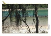 Clear Waters At The Beach Carry-all Pouch