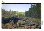 Clearcut Logging Site Carry-all Pouch