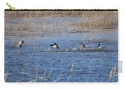 Cleared For Takeoff-ring-necked Ducks  Carry-all Pouch