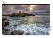 Clearing Storm At Cape Neddick Carry-all Pouch