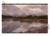 Clearing Storm At Oxbow Bend Carry-all Pouch