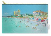 Clearwater Beach Florida Carry-all Pouch