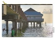 Clearwater Beach Pier Carry-all Pouch