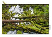 Clearwater Falls And Rapids Carry-all Pouch
