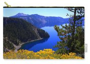 Cleetwood Cove At Crater Lake Carry-all Pouch