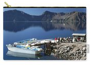 Cleetwood Cove Tour Boat Visitors, Crater Lake National Park, Oregon Carry-all Pouch