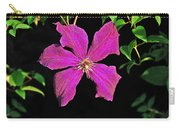Clematis 2598 Carry-all Pouch