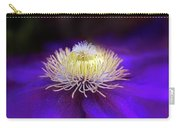 Clematis Aglow Carry-all Pouch
