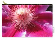 Clematis Bloom.. Carry-all Pouch