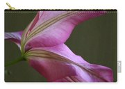 Clematis Breeze Carry-all Pouch
