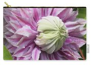 Clematis Josephine #7 Carry-all Pouch