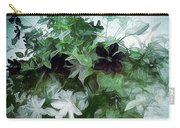 Clematis On The Vine Carry-all Pouch
